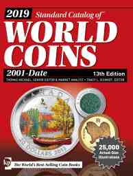Standard Catalog of World Coins 2001-Presente