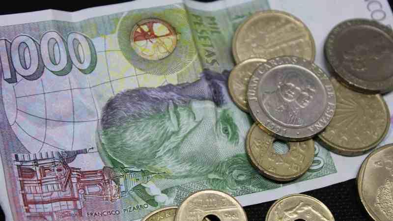 Pruebas de monedas de Juan Carlos I