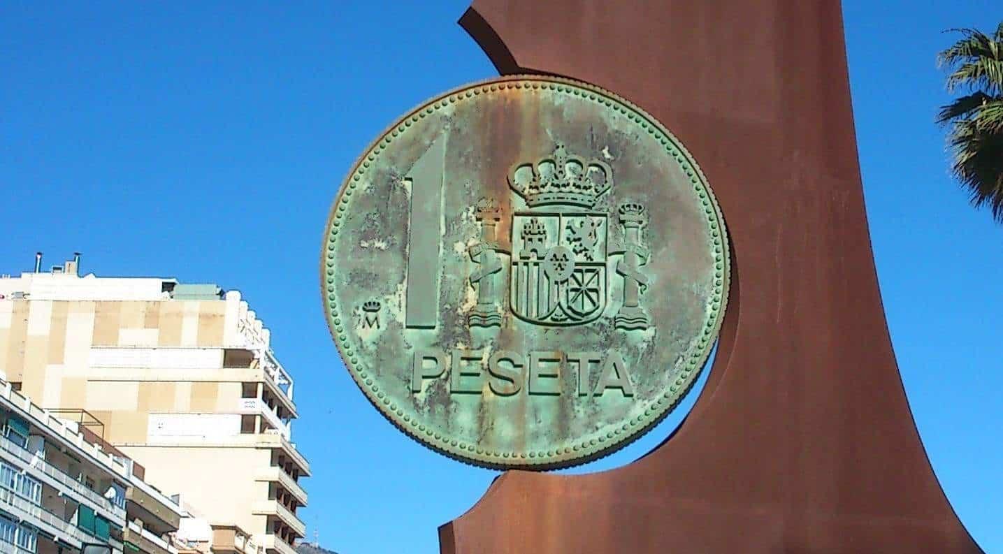 Descarga: Lista de control de monedas de peseta de Juan Carlos I (1978-2001)