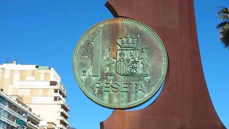 Lista de Control Monedas Peseta Juan Carlos I