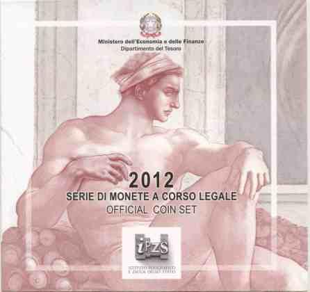Cartera Capilla Sixtina Italia 2012 2€ Conmemorativos 10 Años del Euro