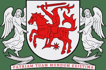 Escudo de Aukstaitija