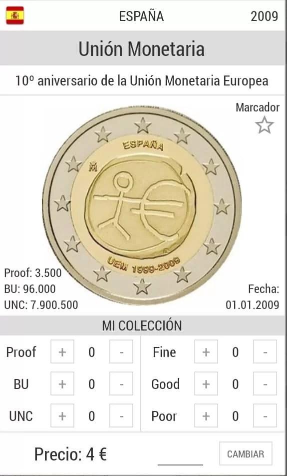 App 2 Euro Análisis