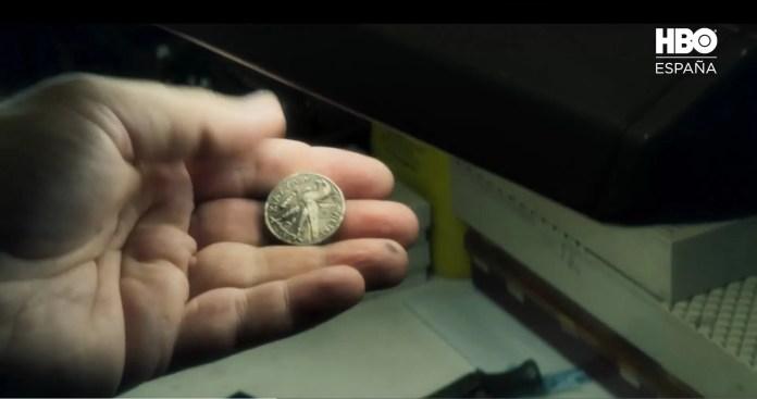 Moneda 30 Monedas Reverso