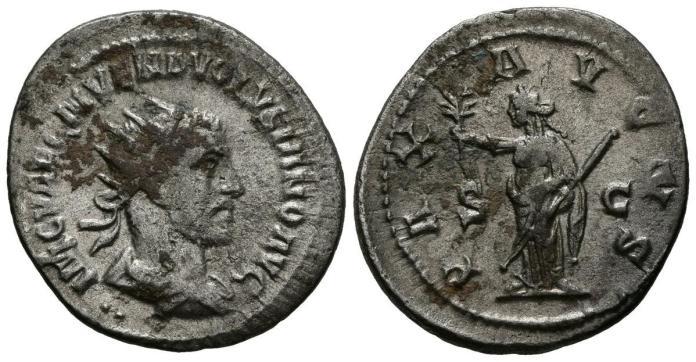 Antoniniano de Volusiano