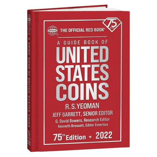 Red Book US Coins
