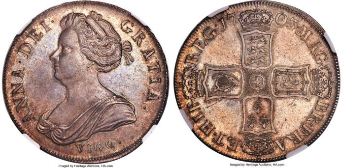 Crown Vigo 1803