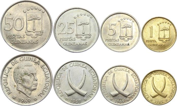 Pesetas Guineanas