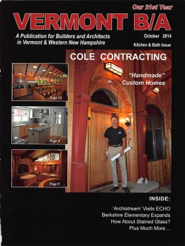 Cole Contracting Article Cover