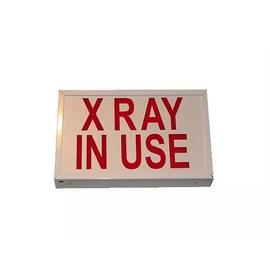 Luz de advertencia Rayos X en Uso