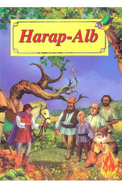 Povestea lui harap alb rezumat