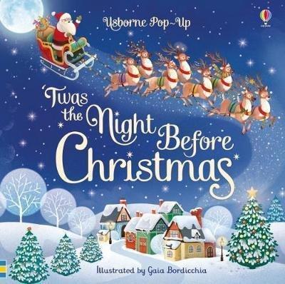 Cele mai frumoase poezii de craciun twas the night before christmas