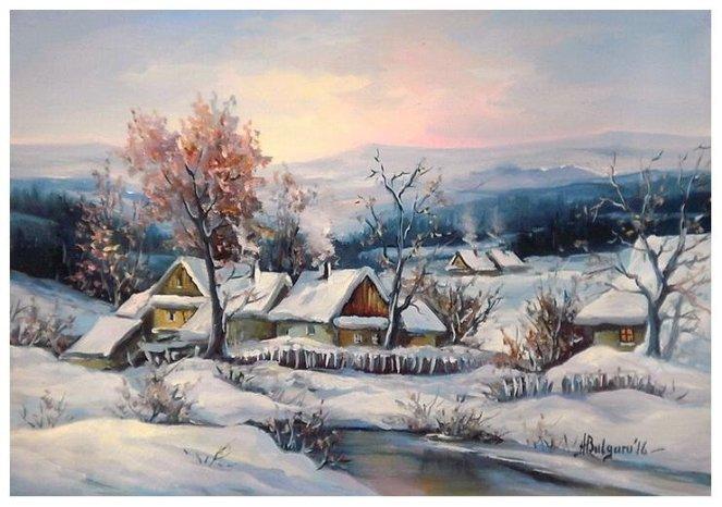 Cele mai frumoase poezii de iarna
