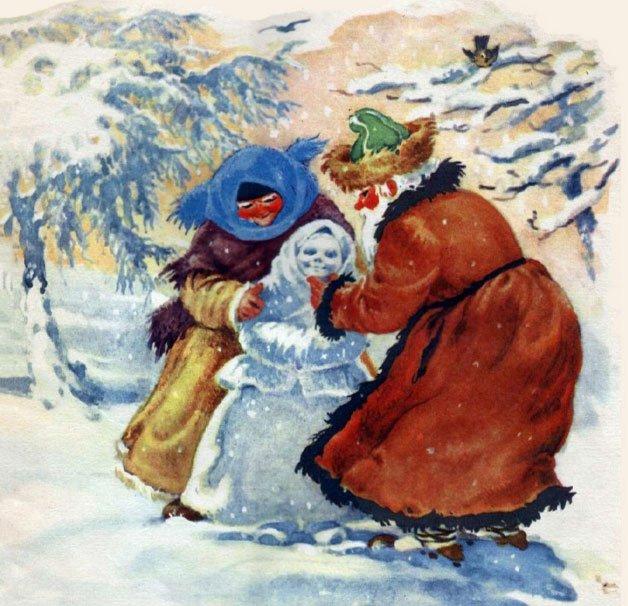 Cele mai frumoase poezii de iarna zapadita