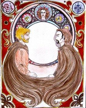 Narcis si gura de aur rezumat carte Hermann Hesse