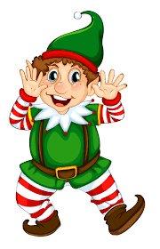 Magia Crăciunului compunere elf