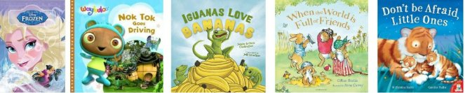 Carti pentru copii in engleza