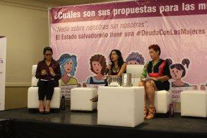 Las deudas del Estado salvadoreño con las mujeres, ¿qué podemos esperar?