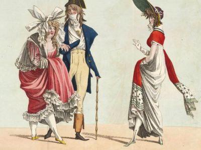 Vestidos contra la autoridad. Protodandismo en la Francia revolucionaria