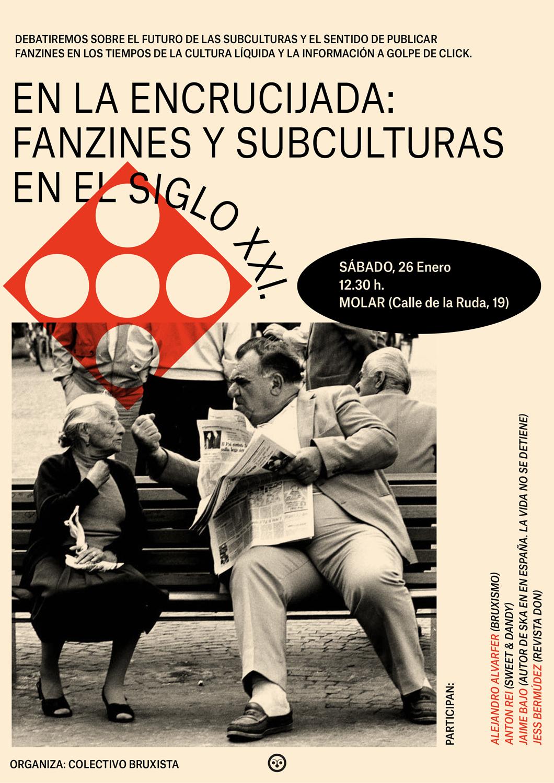 En la encrucijada: Fanzines y subculturas en el siglo XXI