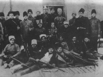 El Ejército Negro de Néstor Makhno