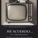 """Exposición """"Me acuerdo…"""""""