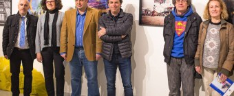 """Inauguración y entrega de premios de la exposición """"IV certamen feria de Albacete"""""""