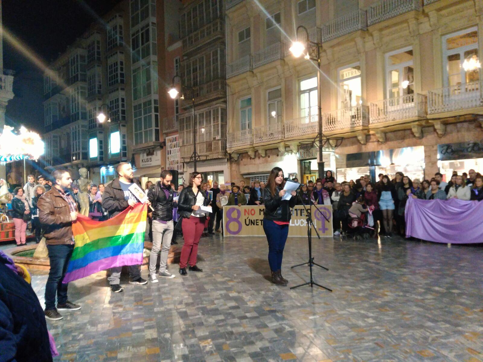 Colectivo GALACTYCO participa en las actividades del 8 de marzo