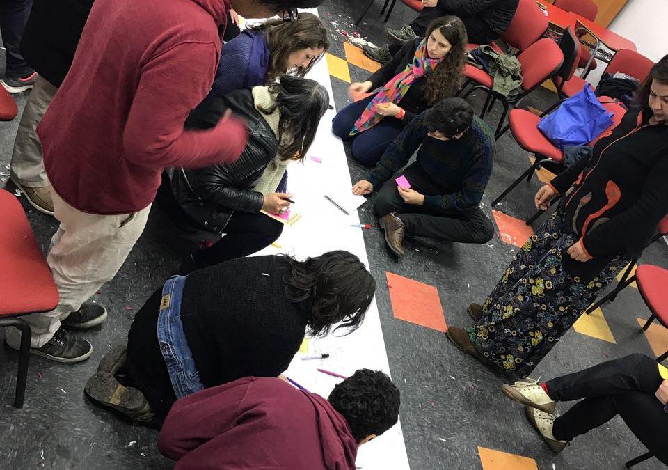 Cierre Primer Diplomado De Educación Popular y Psicología Comunitaria