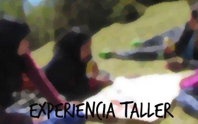 Sistematización Experiencia Taller en Apiao