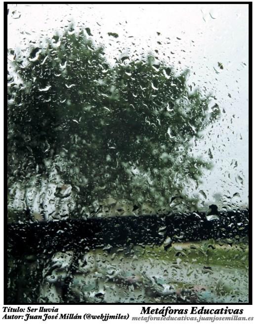 Ser lluvia - Juanjo Millán