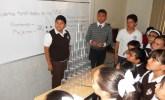 La habilidad matemática también estuvo presente en este evento