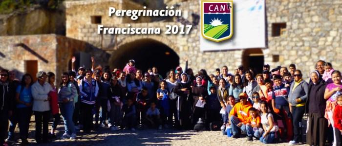 Peregrinación Franciscana