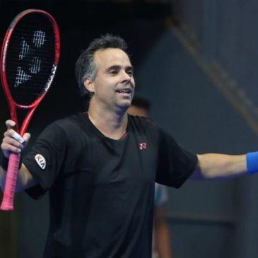Ex Tenista Fernando González Impartirá Charla Motivacional