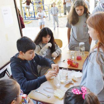 Gran Participación Alcanzó Feria de Ciencias y Tecnología