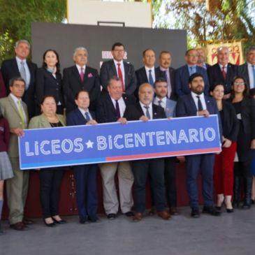 Distinguen a Colegio Antonio Varas como nuevo Liceo Bicentenario 2020