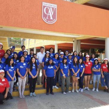 Realizan Campamento de Inglés en Colegio Bicentenario Antonio Varas