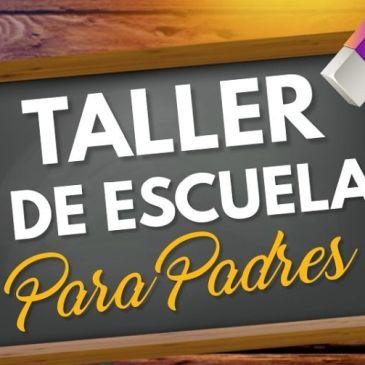 """Con Diversas Charlas Online Continúa """"Taller de Escuela para Padres"""""""