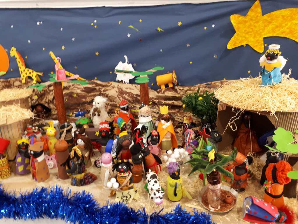 Navidad en el Colegio Caude de Majadahonda