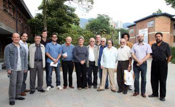 Encuentro del CCLMA., en el VII Encuentro de Música EAFIT. Medellín, 2011