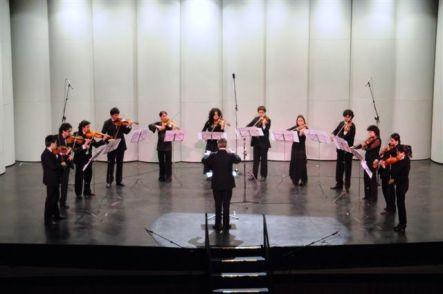 Estreno de 'Hymnus' para violines y violas en estilo mariachi de Boris Alvarado