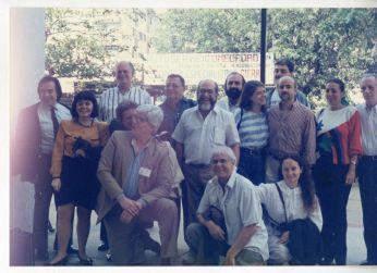 Festival Latinoamericano de Música, Caracas. 1991