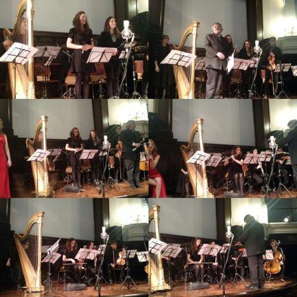 Folk Songs de Berio en Argentina