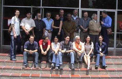 Foro de Compositores del Caribe, 2002. U. EAFIT, Medellín