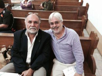 Germán Cáceres y Andrés Posada. Heredia, Costa Rica. 2014