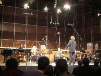 Musicfabrik en el estreno de mi obra Alla