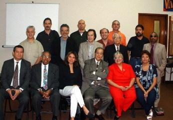 XIII Foro de Compositores del Caribe, Conservatorio de Música, Panamá 2003