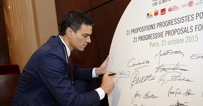 Análisis Grafológico de Pedro Sánchez