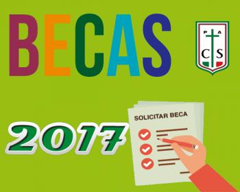 Proceso Extraordinario de Becas 2017