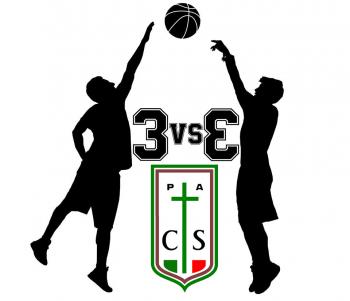 I° Torneo de Basquetbol 3X3 del Colegio El Salvador